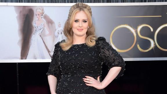 Adele won't do Super Bowl: 'I know I'm not Beyoncé, I can't dance'