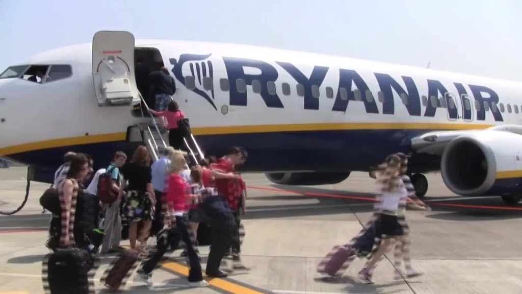 Ryanair CEO: We were obsessed with low costs