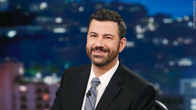 jimmy kimmel beard 2