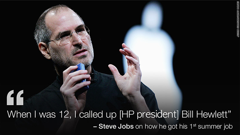 steve jobs bill hewlett