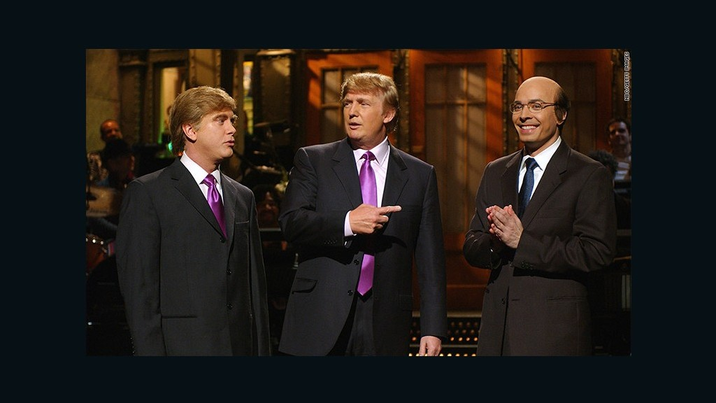 SNL's Donald Trump over the years
