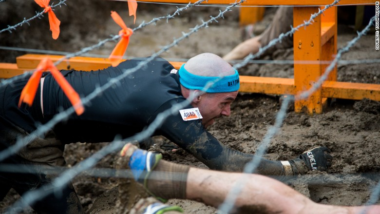 tough mudder wires
