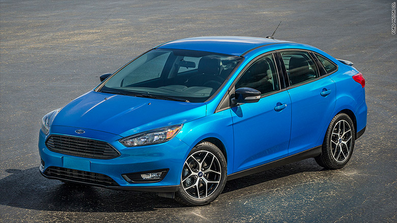 Ford moving all small car production to Mexico