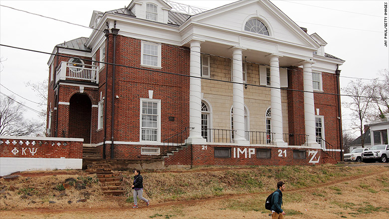 Phi Kappa Psi fraternity virginia