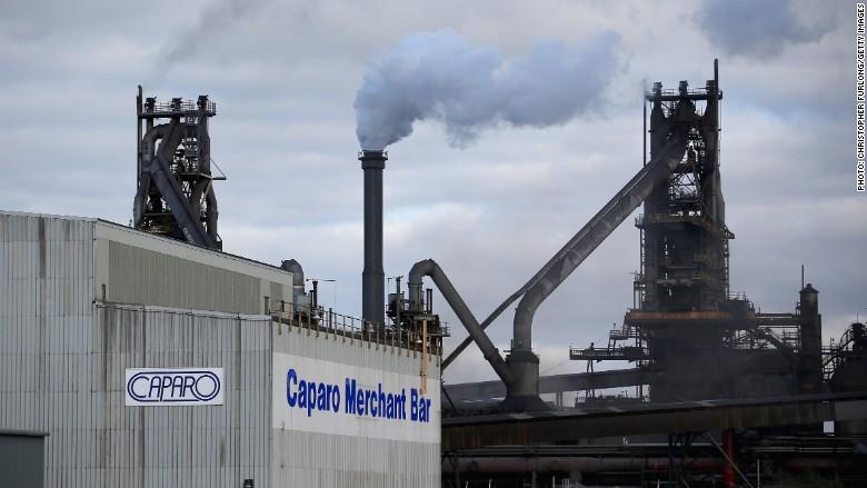 caparo factory