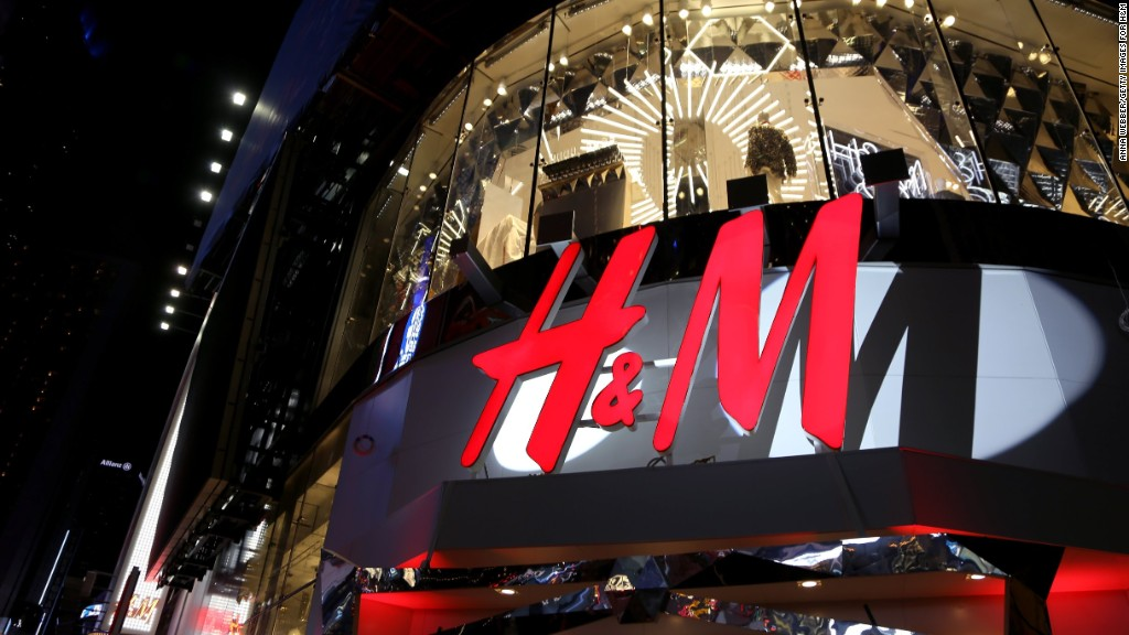 H&M promotes long-term career benefits