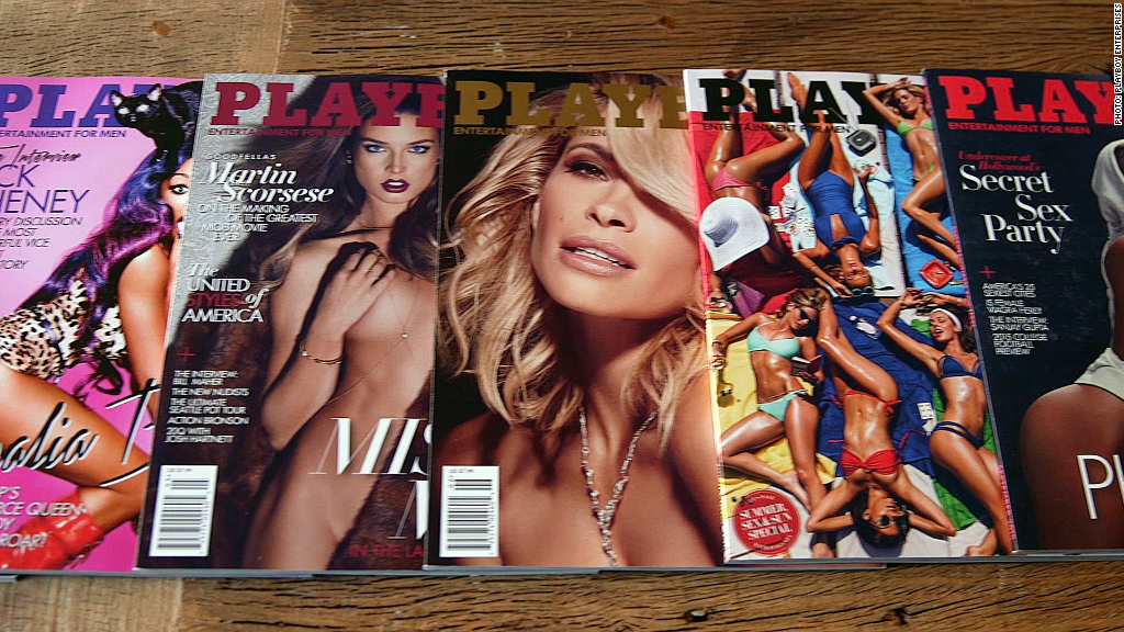 Playboy CEO on no nudity: We didn't know how Hef would react