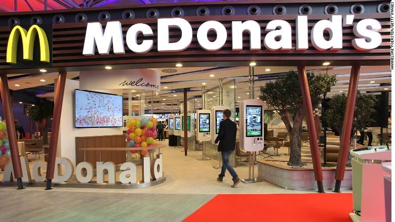 mcdonalds reit