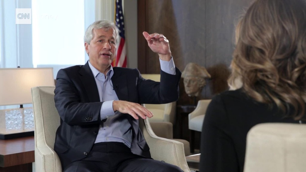 Dimon on public sentiment toward Wall St.