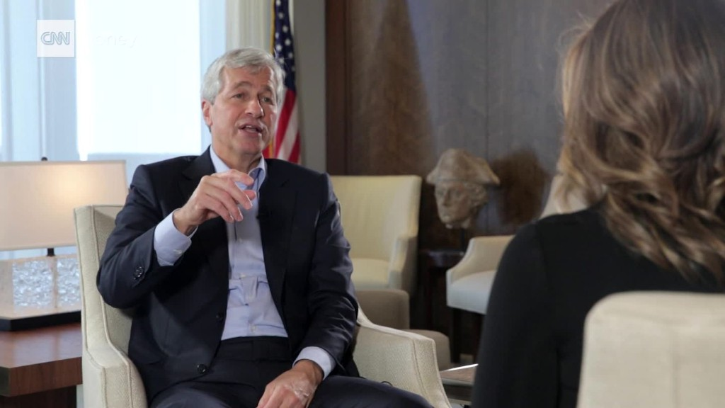 Jamie Dimon on short termism
