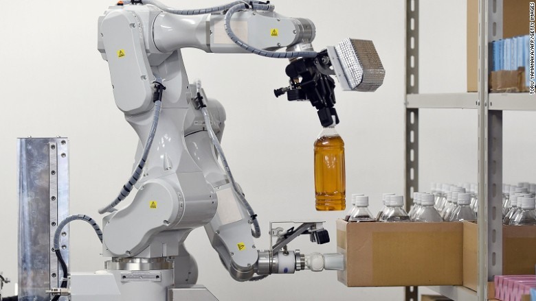 The Factory Robot Robot Revolution 22 Stocks To Buy