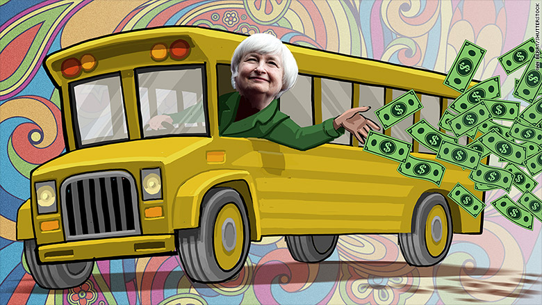 yellins magic bus