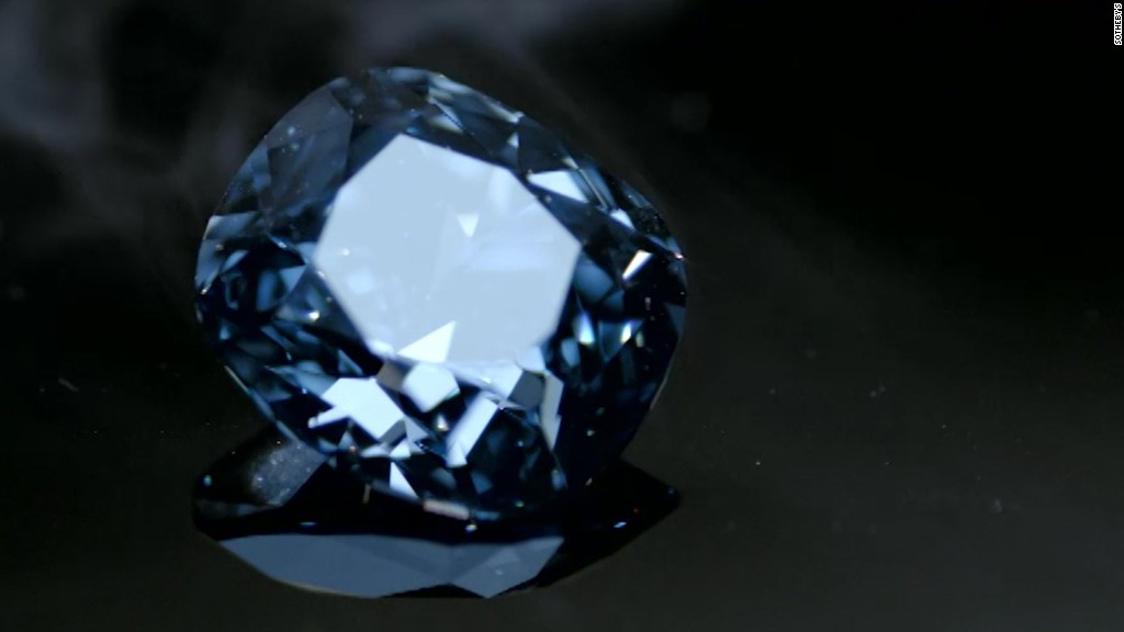 World's most expensive diamond sold