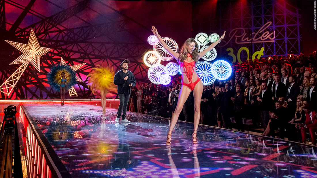 2015 victorias secret fashion show