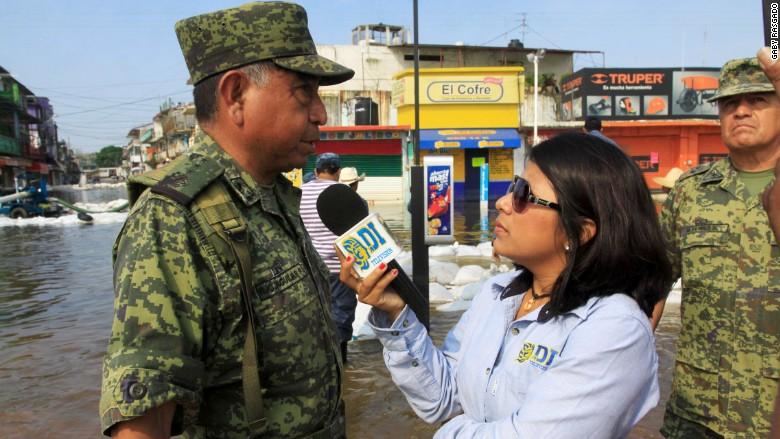 gaby rasgado mexico military