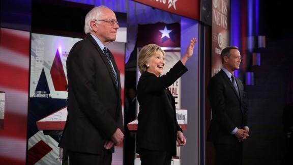 CBS Democratic debate: 8.5 million viewers