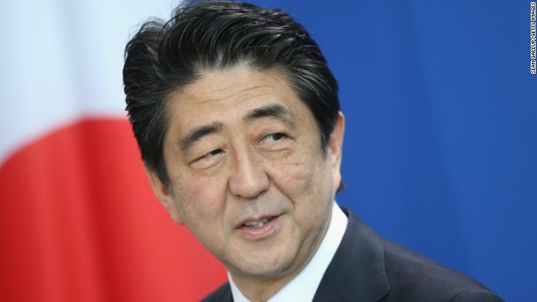 abe japan economy