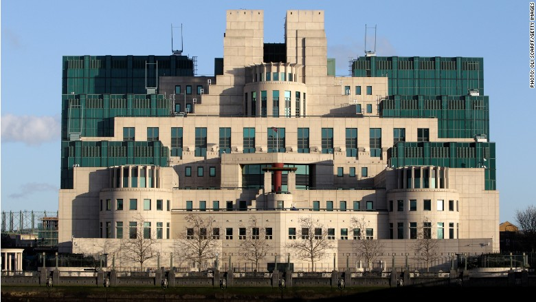 MI6 headquarters