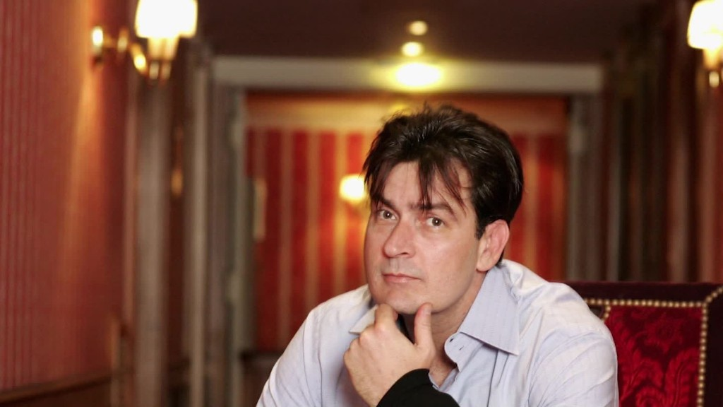 Charlie Sheen: 'I am in fact HIV-positive'