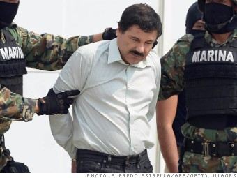 highest bounty Guzman el chapo