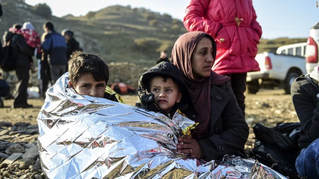 Branson: U.S. should help Syrian refugees