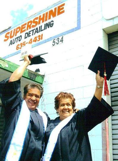 nathalie huerta graduation