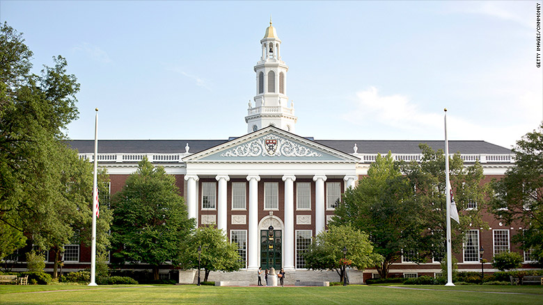 baker library harvard university