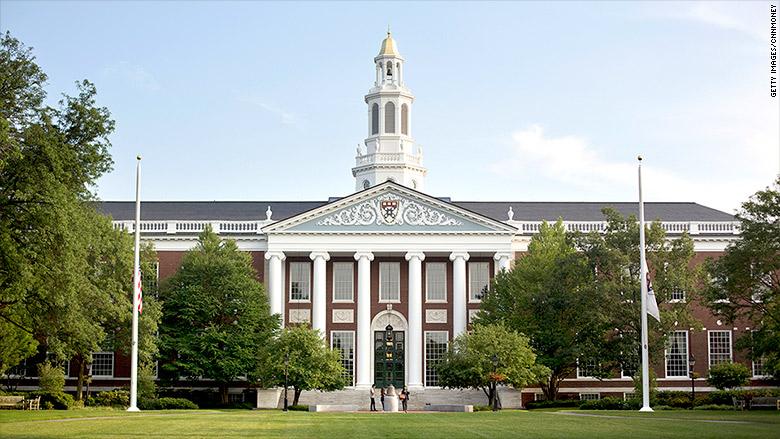 baker library harvard university