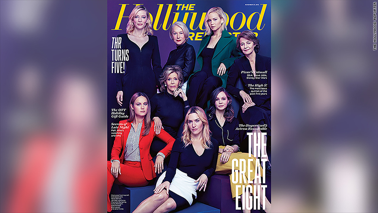 magazine actress roundtable