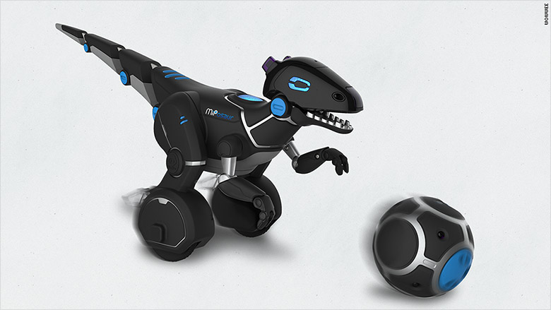 The pet dinosaur you've always wanted - 10 cool holiday ...