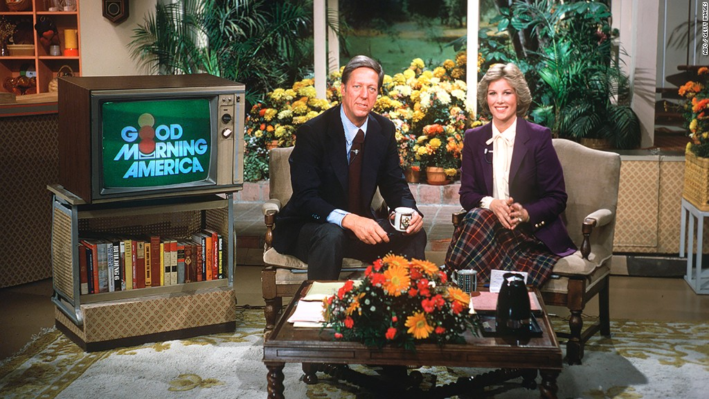 A history of 'GMA' in 1 minute