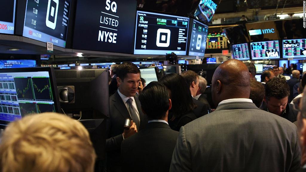 Dorsey on Square's lower IPO price