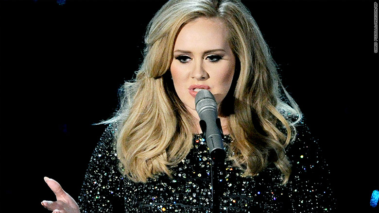 Adele Won't Allow '25' Album To Be Streamed
