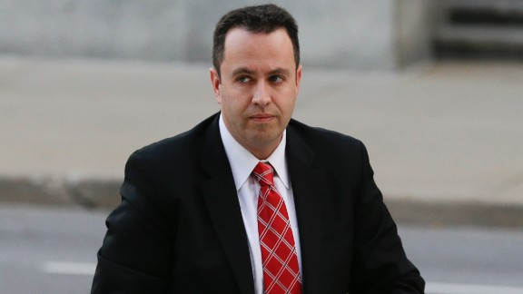 Jared Fogle's ex-wife sues Subway, alleging it failed to alert authorities he was pedophile