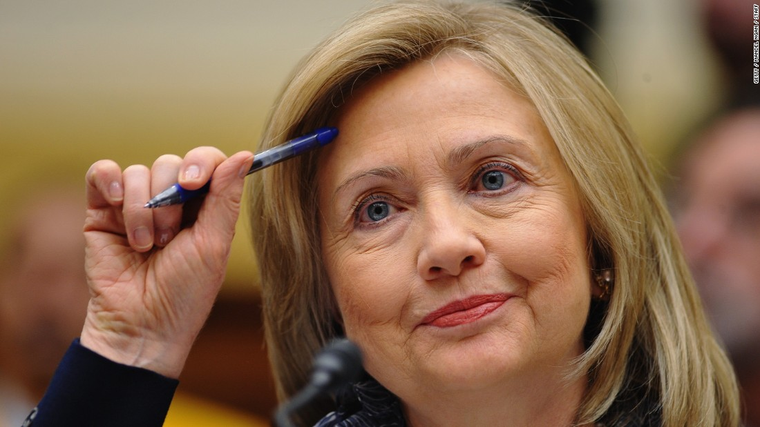 Hillary Clinton Power Hairstyles Through The Ages Cnnmoney
