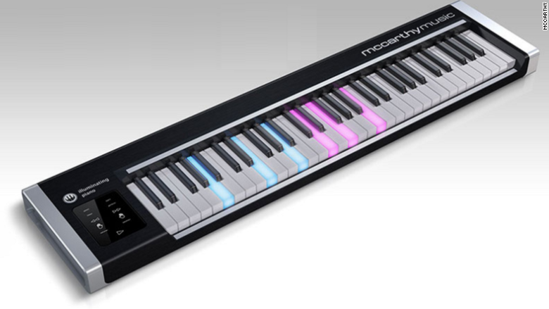 coolest gadgets piano