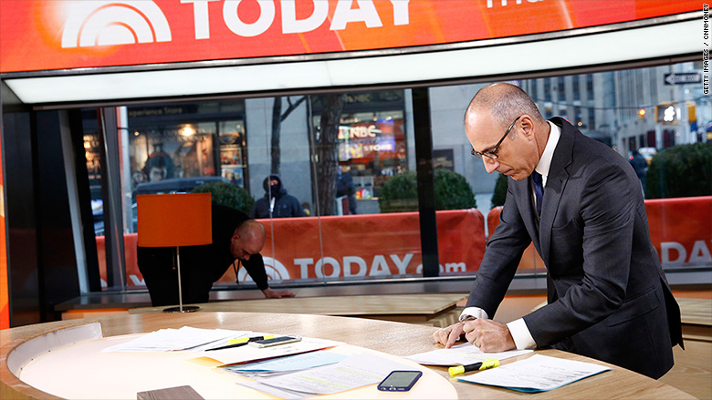 matt lauer today show 1