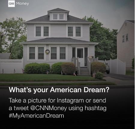 race reality american dream house tout