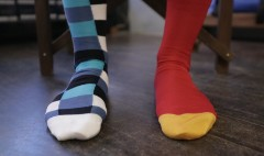 The unwritten rules of sock fashion