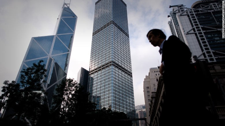 Chinese executives keep going missing