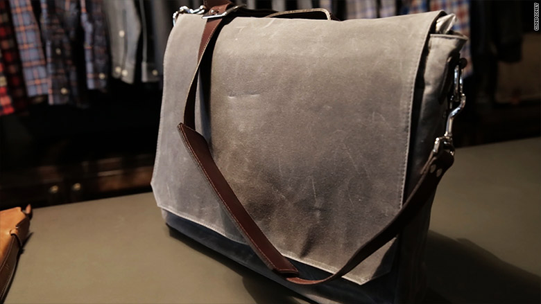 murse messenger bag