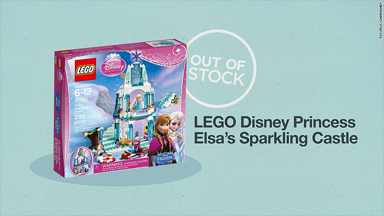 cyber monday stock lego