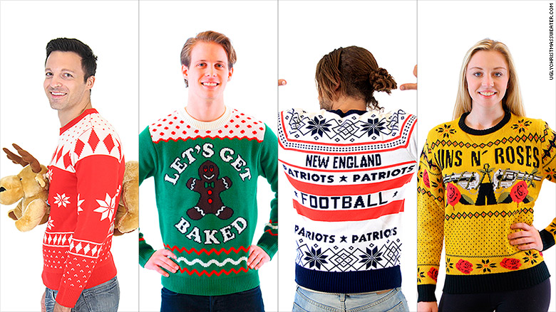 ugly christmas sweaters 01 - Best Place To Buy Ugly Christmas Sweaters