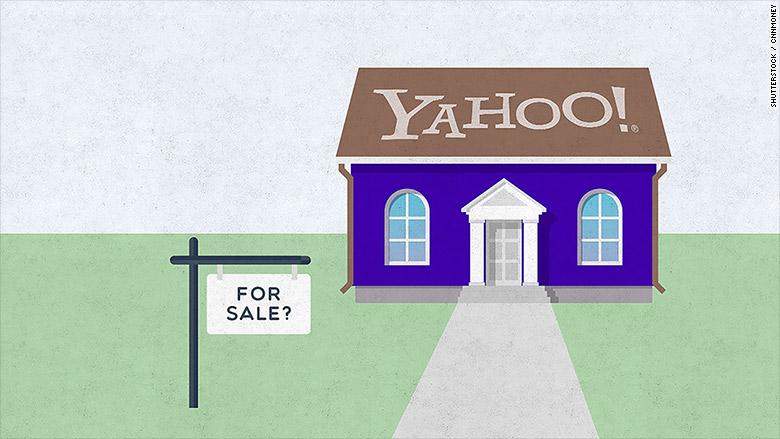 yahoo selling biz