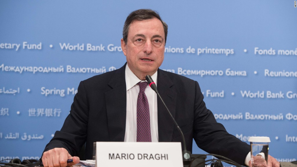Draghi's options for boosting Europe's economy