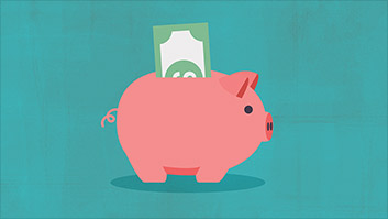 Nearly a quarter of Americans have no emergency savings