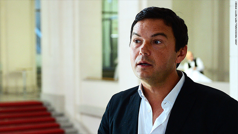 Thomas Piketty speaks
