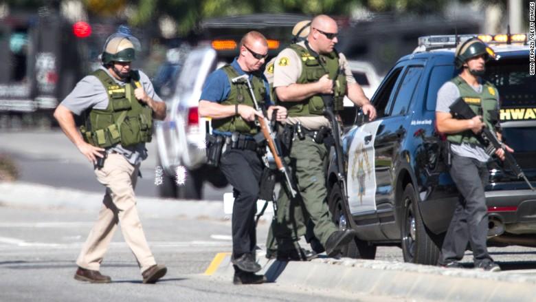 Terroranschlag In San Bernardino
