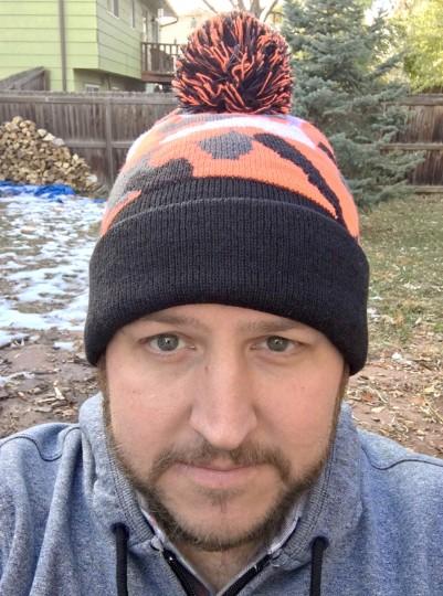 7 days john loomis selfie boulder