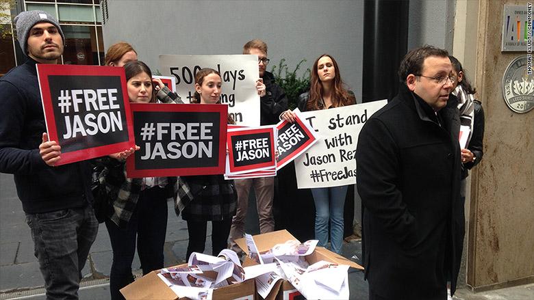 free jason protest